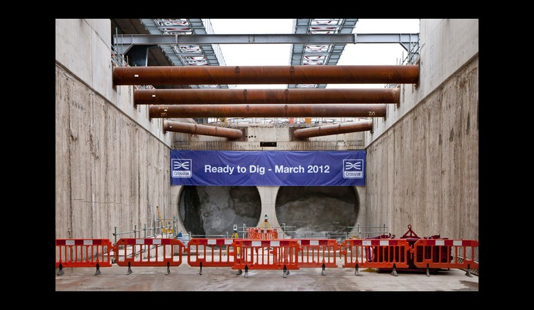 Names of our first six tunnel boring machines announced