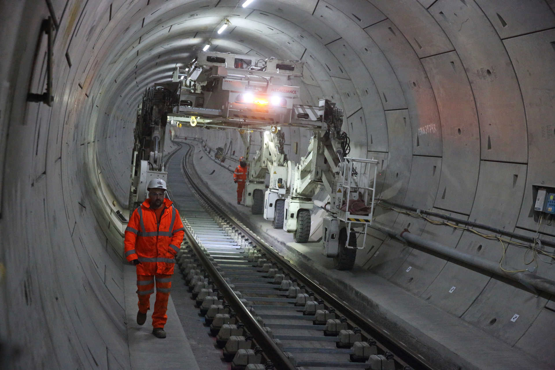 Crossrail documentary: The Fifteen Billion Pound Railway